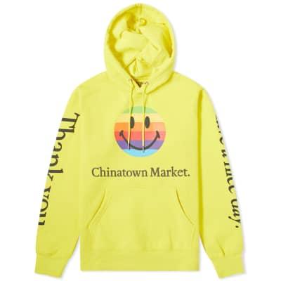 Chinatown Market Smiley Apple Hoody