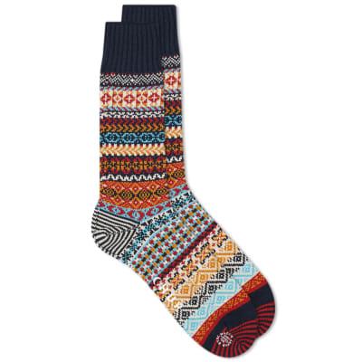 Chup Up Helly AA Sock