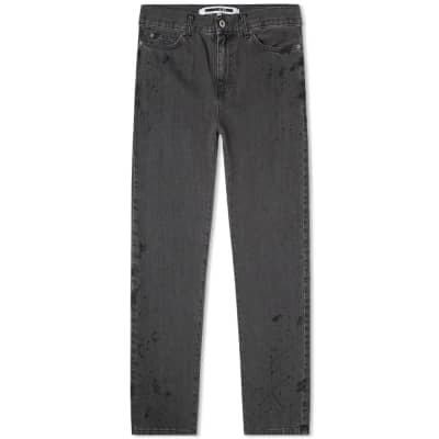 McQ Alexander McQueen Regular Fit Jean