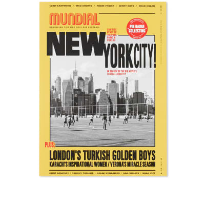 Mundial Magazine - New York City