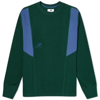 Aimé Leon Dore x New Balance Fleece Hybrid Shirt