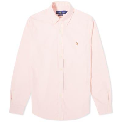 Polo Ralph Lauren Slim Fit Button Down Oxford Shirt