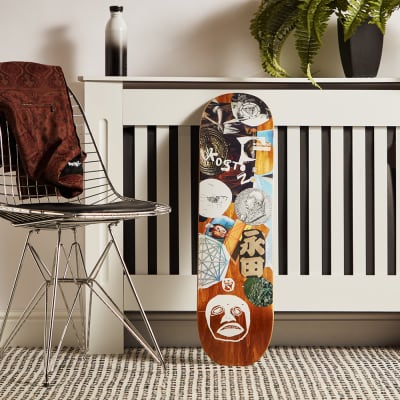 """Soulland x Numbers Eric Koston 8.5"""" Deck"""
