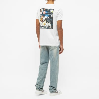 Soulland x Numbers Collage Tee