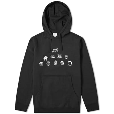 Soulland x Numbers Pyramid Hoody