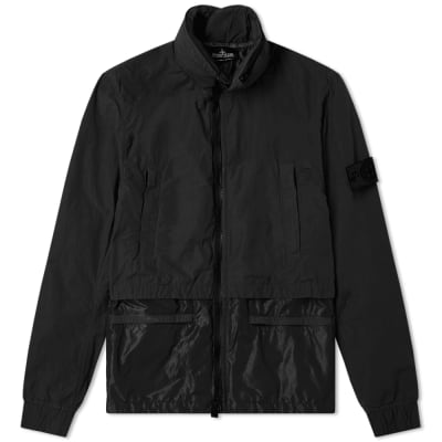 f7fed0bb63 Stone Island Shadow Project Naslan Light Double Layer Jacket ...