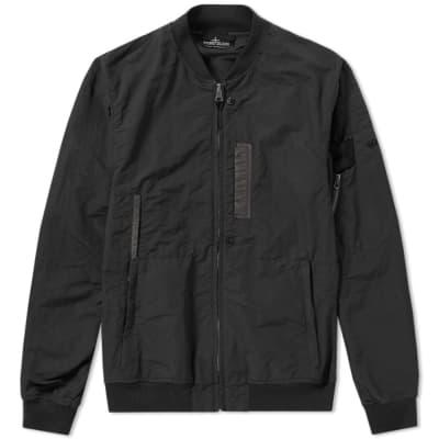 Stone Island Shadow Project Naslan Garment Dyed Bomber Jacket