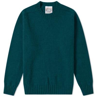 Jamieson's of Shetland Crew Knit