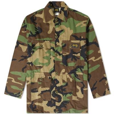 6aecb073c3f34b Stan Ray Four Pocket Jacket ...