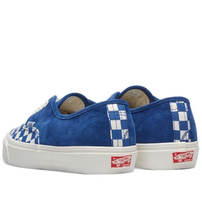 72c0533c91 Vans Vault OG Authentic LX Vans Vault OG Authentic LX · Vans Vault OG  Authentic LX True Blue   Checkerboard