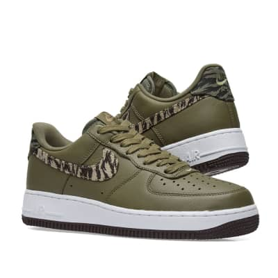 Nike Air Force 1 Premium Tiger Camo