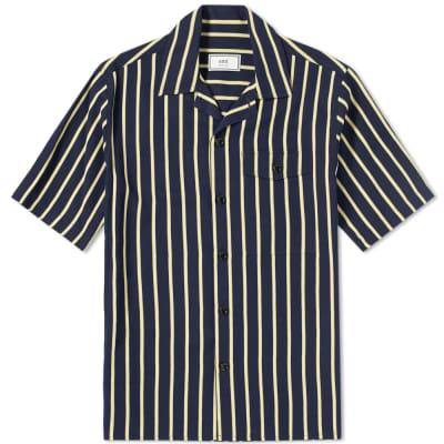 AMI Stripe Vacation Shirt