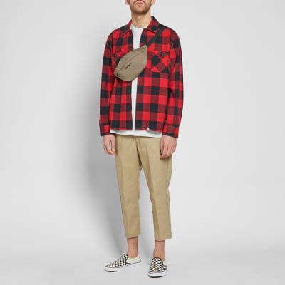 Bedwin & The Heartbreakers Rogers Buffalo Check Flannel Shirt