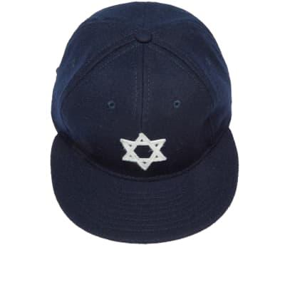 ... Ebbets Field Flannels Hebrew Orphan Asylum 1938 Cap d74d1e5b8