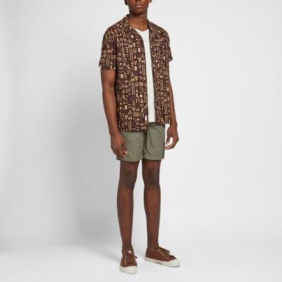 Onia Tribal Geo Vacation Shirt
