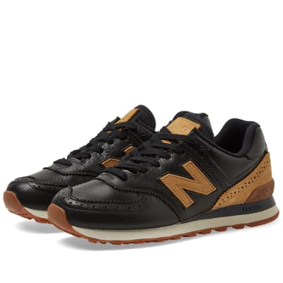 huge selection of 56c3f 74393 ... wholesale new balance ml574lee brogue d81be e4d8e