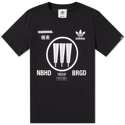 Adidas x NBHD Logo Tee