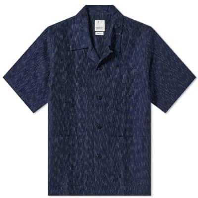 b36acd39c7ba Visvim Short Sleeve Ellery Shirt ...
