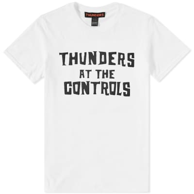 Mr Thunders Dred @ The Controls Tee