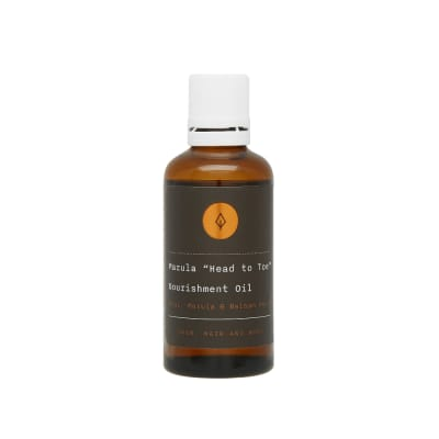 The Lost Explorer Marula 'Head to Toe' Nourishment Oil