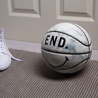 END. x Chinatown Market Basketball