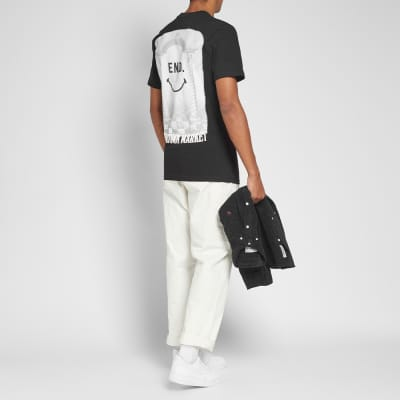 END. x Chinatown Market Temple Tee