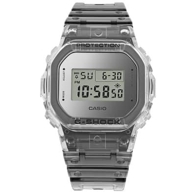 Casio G-Shock DW-5600SK-1ER Skeleton Series Watch