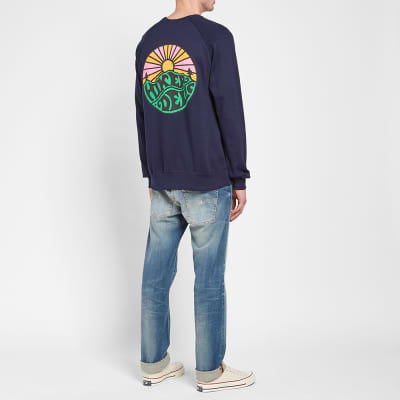 Hikerdelic Original Logo Sweat