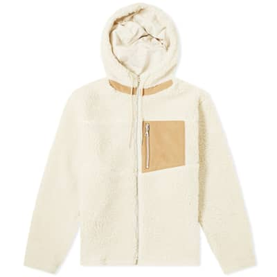 John Elliott Boulder Polar Fleece Jacket