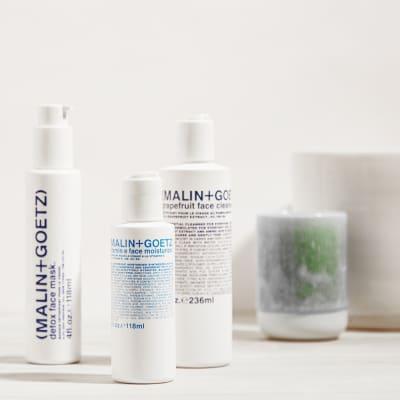 Malin + Goetz Saving Face Gift Kit