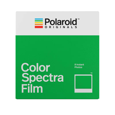Polaroid Originals Image/Spectra Colour Film