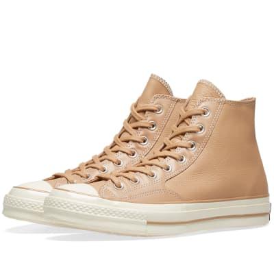 Converse Chuck Taylor 1970s Hi Premium Leather ...