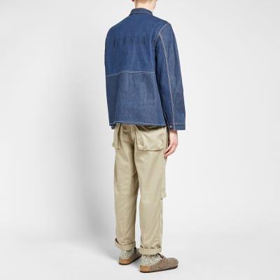 6a14332bd9d7 ... Nigel Cabourn x Lybro Split Mechanics Jacket