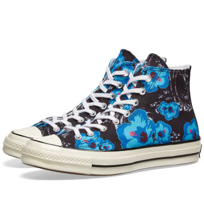 19a73aedf7aafc Converse Chuck Taylor 1970s Hi  Floral  ...