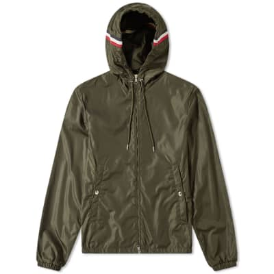 568a59069a55 Moncler Grimpeurs Hooded Zip Jacket ...