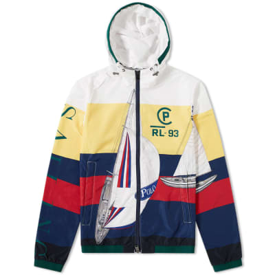 Polo Ralph Lauren CP93 Sailing Print Windbreaker