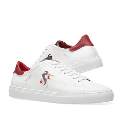 a96c0abd5110 ... Axel Arigato Clean 90 Bird Embroidery Sneaker