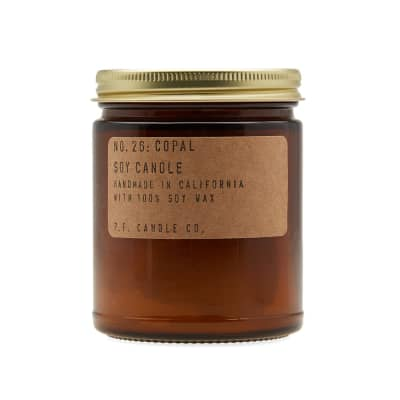 P.F. Candle Co No.26 Copal Soy Candle