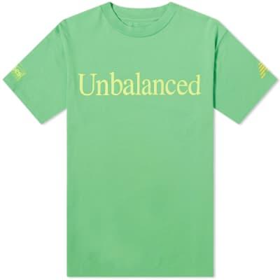 Aries x New Balance Unbalanced Tee