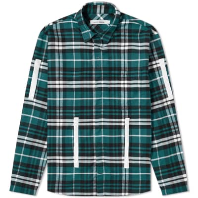 Craig Green Plaid Shirt