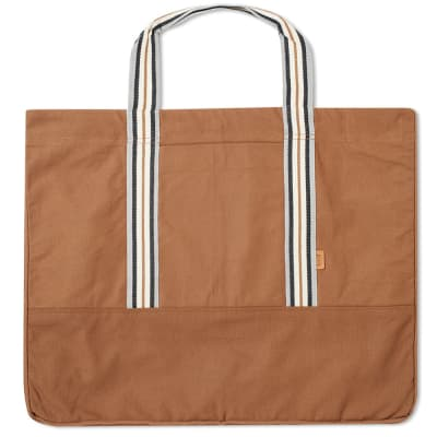 Ferm Living Striped Weekend Bag