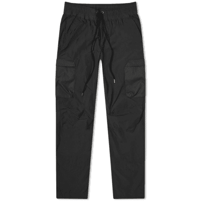 John Elliott High Shrunk Nylon Cargo Pant