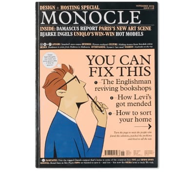 Monocle & Colour: Issue 128, November 19