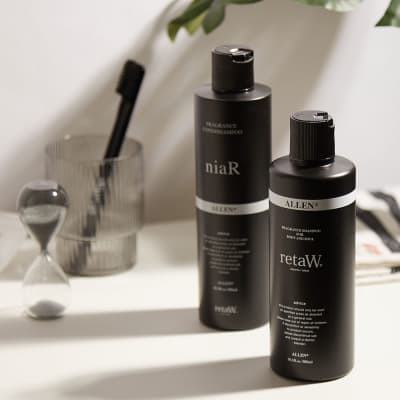 retaW Fragrance Body Shampoo