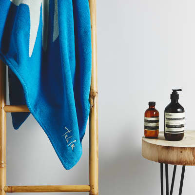 Tekla Fabrics Terry Crab Beach Towel