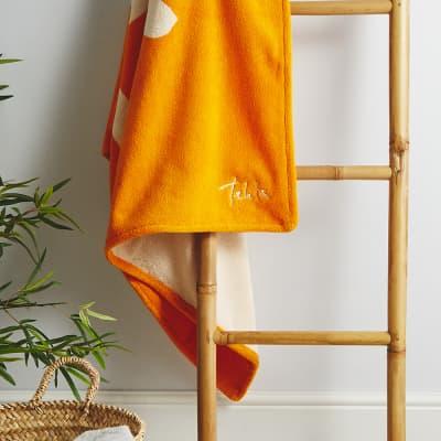 Tekla Fabrics Terry Octopus Beach Towel