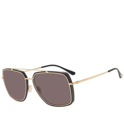 Tom Ford FT0750 Navigator Sunglasses