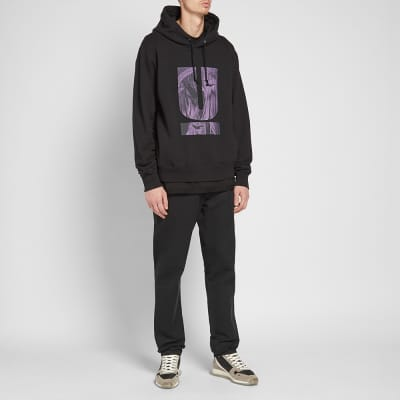 Undercover Painted Logo Popover Hoody
