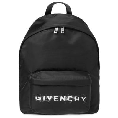 Givenchy Faded Nylon Backpack ... e56b9ff47e