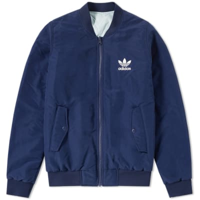 Adidas Reversible Pastel Camo Bomber Jacket ...